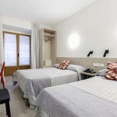 Отель Hostal Castilla II Puerta del Sol Апартаменты с различными типами кроватей фото 5