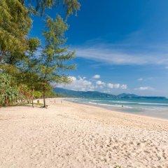 Отель Baan Rosa пляж фото 2
