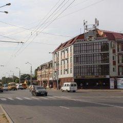 Гостиница Петровск парковка