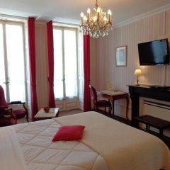 Отель Hôtel Continental 2* Номер Делюкс фото 3