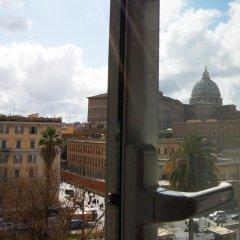 Отель Chez Alice Vatican Улучшенный номер с двуспальной кроватью фото 4