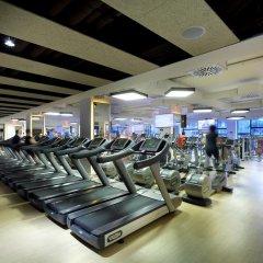 Отель Occidental Bilbao фитнесс-зал фото 2