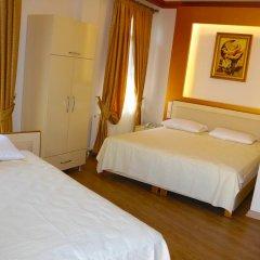 Seybils Otel 3* Стандартный семейный номер с двуспальной кроватью