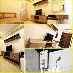Отель T3 Residence 3* Апартаменты с различными типами кроватей фото 4