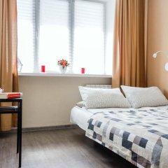Мини отель Ваша студия Студия разные типы кроватей фото 18