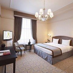 Отель Metropole 5* Улучшенный номер с двуспальной кроватью фото 3