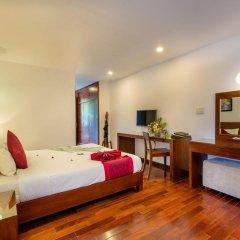 Отель Vinh Hung Riverside Resort & Spa 3* Улучшенный номер с различными типами кроватей фото 3
