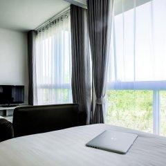 Отель The Wide Condotel Phuket Номер Делюкс фото 8