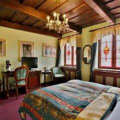 Отель U Pava 4* Стандартный номер фото 5