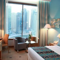 Marina Byblos Hotel 4* Номер категории Премиум с различными типами кроватей фото 2