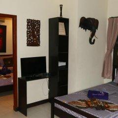 Отель Baan Sukreep Resort 3* Бунгало Делюкс с различными типами кроватей фото 9