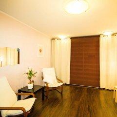 Апартаменты Funny Dolphins Apartments VDNKH Апартаменты с различными типами кроватей фото 7