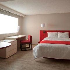 Отель City Express Buenavista 2* Стандартный номер с различными типами кроватей фото 3