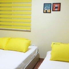 Отель 24 Guesthouse Seoul City Hall 2* Улучшенный номер с различными типами кроватей фото 6