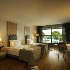 TAV Airport Hotel Istanbul 3* Представительский номер с разными типами кроватей фото 2