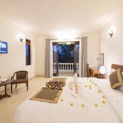Отель Luna Villa Homestay 3* Номер Делюкс с различными типами кроватей фото 14