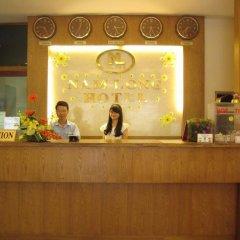 Отель Nam Long Hotel Вьетнам, Хошимин - 1 отзыв об отеле, цены и фото номеров - забронировать отель Nam Long Hotel онлайн интерьер отеля фото 2