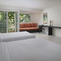 Отель Le Tada Residence 3* Номер Делюкс фото 4