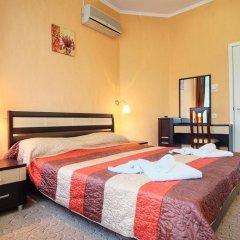 Гостиница Континент 2* Номер Комфорт с двуспальной кроватью фото 5