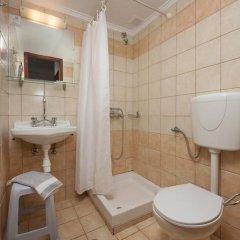 Отель Skevoulis Studios Греция, Корфу - отзывы, цены и фото номеров - забронировать отель Skevoulis Studios онлайн ванная