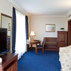 Бутик Отель Кристал Палас 4* Люкс повышенной комфортности с разными типами кроватей фото 6