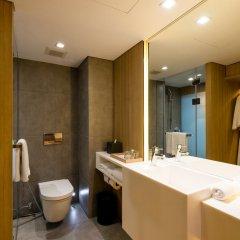 Отель Ad Lib 4* Стандартный номер с различными типами кроватей фото 10