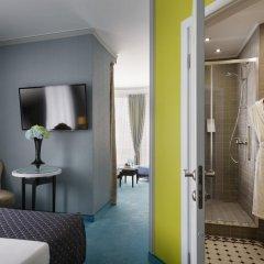 Гостиница Статский Советник 3* Люкс с двуспальной кроватью фото 10
