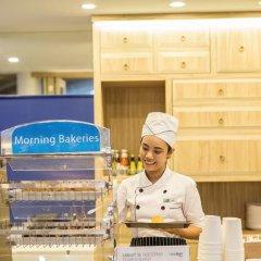 Отель Holiday Inn Express Krabi Ao Nang Beach Таиланд, Ао Нанг - отзывы, цены и фото номеров - забронировать отель Holiday Inn Express Krabi Ao Nang Beach онлайн интерьер отеля фото 3