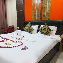 Dengba Hostel Phuket Улучшенный номер с различными типами кроватей фото 23