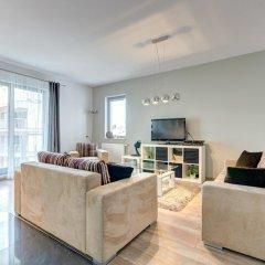 Апартаменты Dom & House - Apartments Waterlane Улучшенные апартаменты с различными типами кроватей фото 11