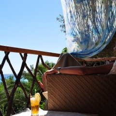 Отель Turan Hill Lounge Патара балкон