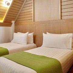 Отель Amari Koh Samui 4* Семейный номер Делюкс с различными типами кроватей фото 4