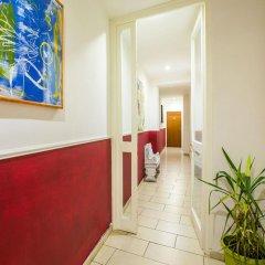 Отель Il Terrazzino su Boboli 3* Стандартный номер с различными типами кроватей фото 17