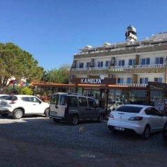 Kusmez Hotel Турция, Алтинкум - отзывы, цены и фото номеров - забронировать отель Kusmez Hotel онлайн парковка