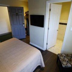 Отель Trylon Hotel - Hollywood США, Лос-Анджелес - отзывы, цены и фото номеров - забронировать отель Trylon Hotel - Hollywood онлайн комната для гостей фото 5