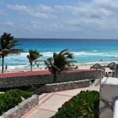 Отель Solymar Cancun Beach Resort пляж фото 5