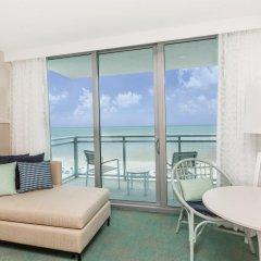 Отель Wyndham Grand Clearwater Beach 4* Номер Делюкс с двуспальной кроватью фото 10