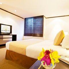 King Park Avenue Hotel 4* Представительский люкс с различными типами кроватей фото 13