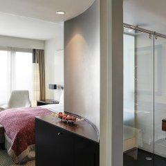 Отель Sofitel Brussels Europe 5* Стандартный номер с разными типами кроватей фото 3