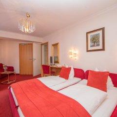 Отель Bergers Sporthotel 4* Стандартный номер с различными типами кроватей фото 6