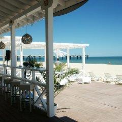 Отель Long Beach Resort & Spa Болгария, Аврен - 1 отзыв об отеле, цены и фото номеров - забронировать отель Long Beach Resort & Spa онлайн пляж фото 2