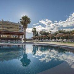 Отель Interpass Vau Hotel Apartamentos Португалия, Портимао - отзывы, цены и фото номеров - забронировать отель Interpass Vau Hotel Apartamentos онлайн бассейн фото 2
