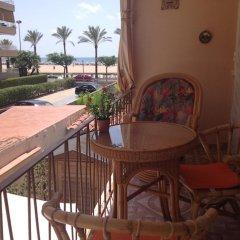 Отель Casa de la Playa Tamesís 12 балкон