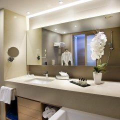 Отель The Royal Apollonia 5* Улучшенный номер с различными типами кроватей фото 6