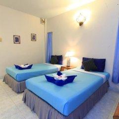Отель Saladan Beach Resort 3* Бунгало с различными типами кроватей фото 30