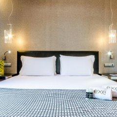 Отель Exe Ramblas Boqueria 3* Стандартный номер с различными типами кроватей фото 4