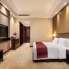 Отель Holiday Inn Beijing Airport Zone комната для гостей фото 2