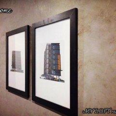 Отель My loft residence 3* Студия с различными типами кроватей фото 3