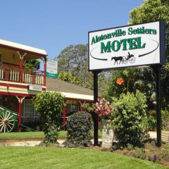 Отель Alstonville Settlers Motel фото 15