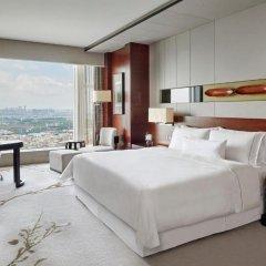 The Westin Pazhou Hotel Номер Делюкс с двуспальной кроватью фото 5
